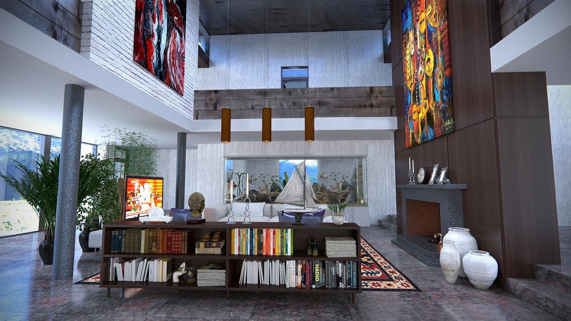 colorful-living-space